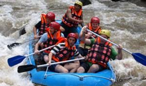 Rafting Noars, Songa, Regulo