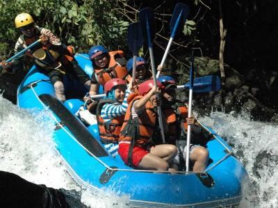 Rafting Songan, Noars, Regulo